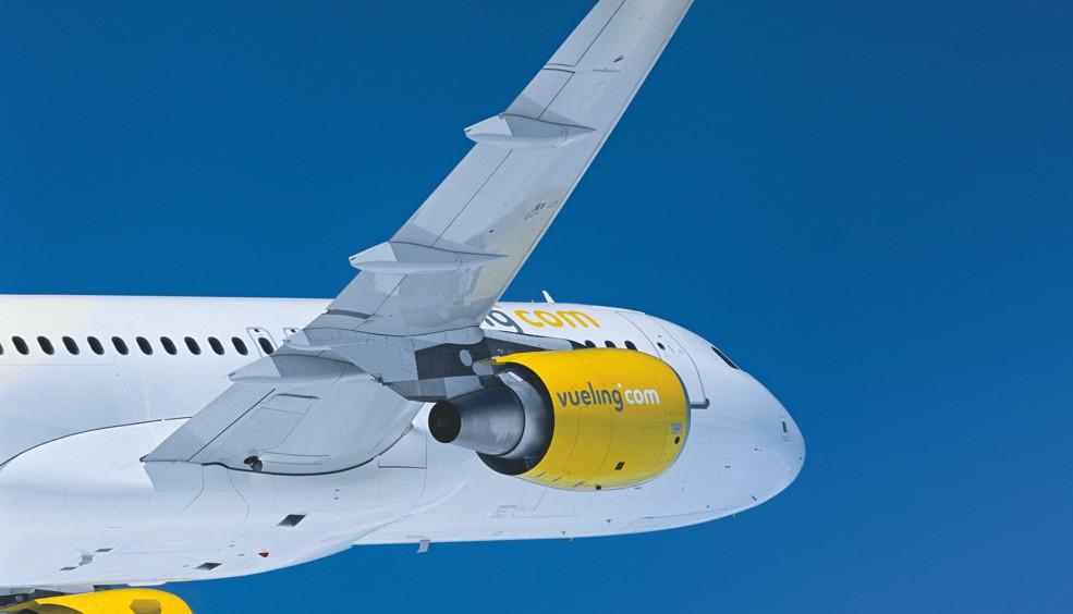 Aviones Airbus Neo Eficiencia Que Vuela