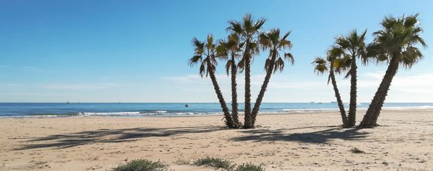 Playa Canet d'en Berenguer (Valencia)
