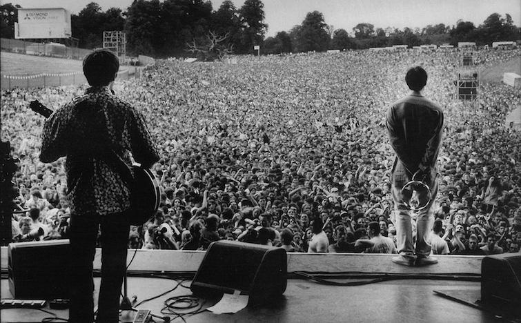 10 anécdotas sobre el concierto de Oasis en Knebworth