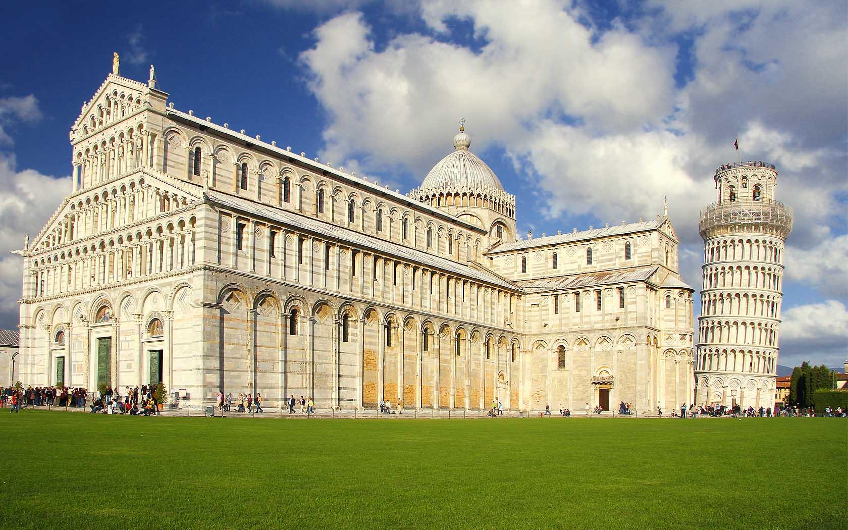 Voli per Pisa (Toscana) a partire da 39, 99 39, 99