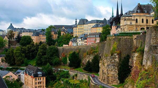 Resultado de imagem para Luxemburgo