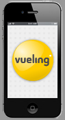 iphone app vueling