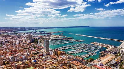 Vueling Cheap Flights to Alicante