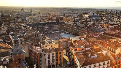Vueling Cheap Flights to Madrid