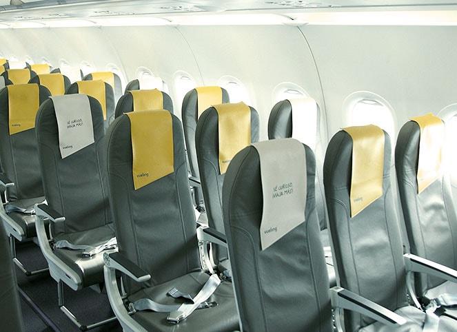 Elegir asiento | vueling.com